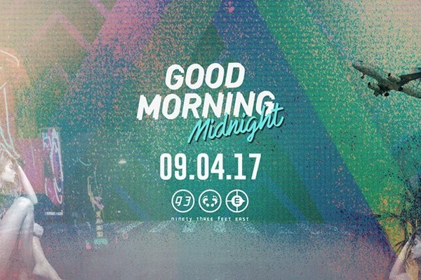 Good Morning Midnight — W/ Special guest