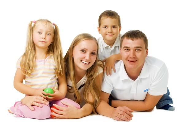 Мудрая семья — счастливые дети
