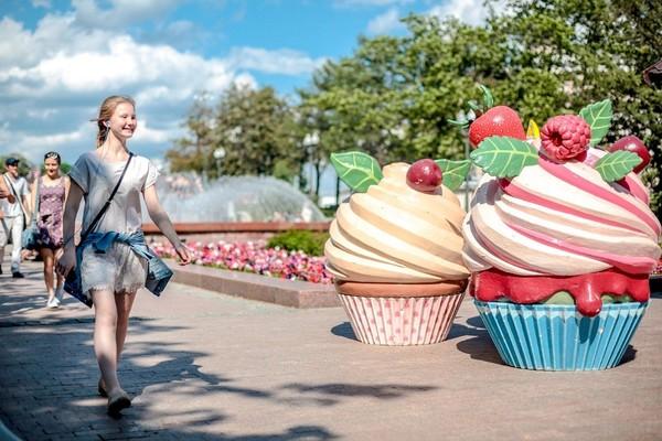 мороженого