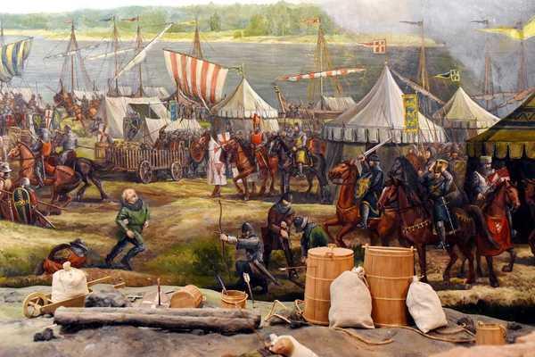 Невская Битва | 1240