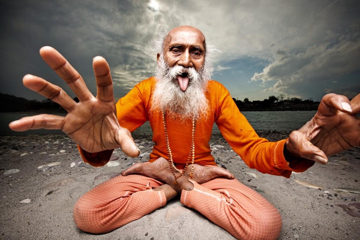 картинки приколы про медитацию него есть