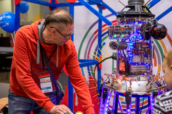 Maker Faire Moscow