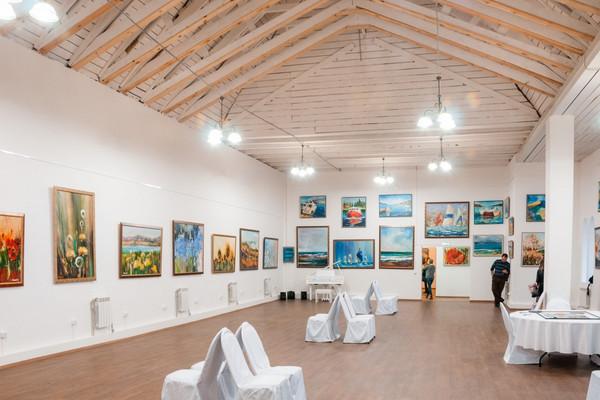 Ночь искусств в галерее