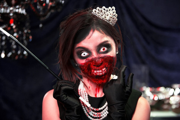 Самый Страшный Halloween