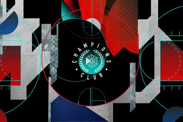 REEBOK CLASSIC CHAMPIONS CLUB