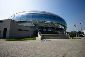 """Дворец спорта """"Динамо"""" в Крылатском"""
