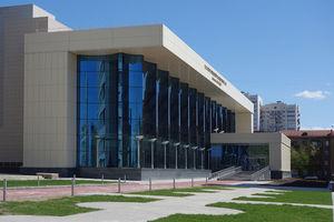 Камерный зал Новосибирской государственной филармонии