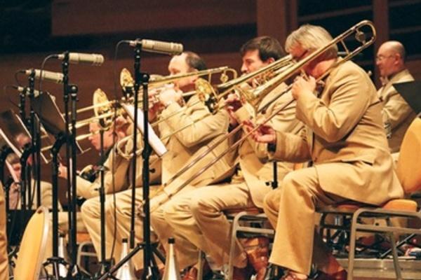 Государственный камерный оркестр джазовой музыки имени Олега Лундстрема, Борис Фрумкин