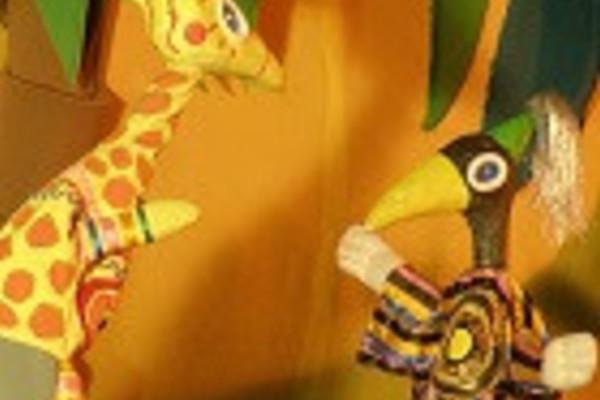 Носорог и Жирафа