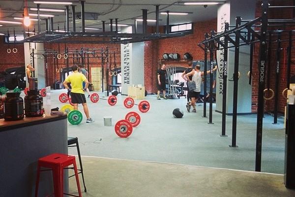 Arma CrossFit&Fight