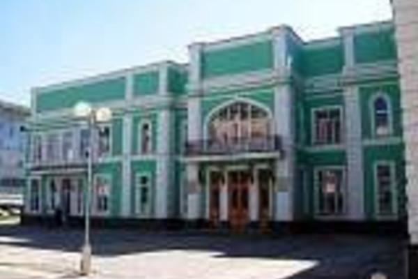 Национальный оркестр народных инструментов РБ. Дирижер Линар Давлетбаев
