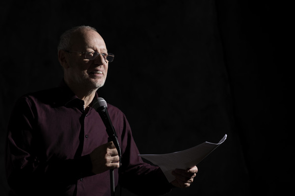Писатель Михаил Мишин: творческий вечер