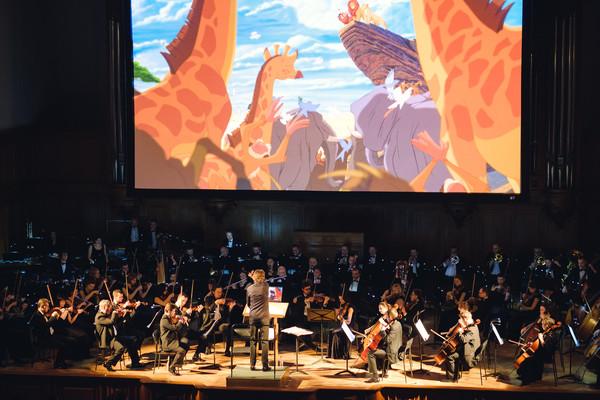 Киноконцерт Disney Волшебные мелодии