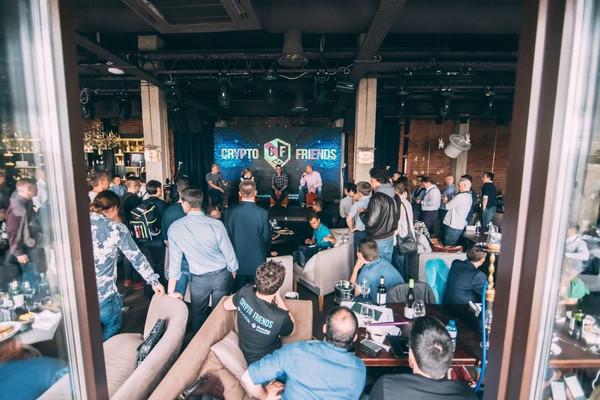 Meetup: Crypto Mondays Moscow