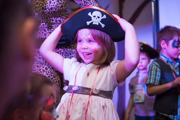 Интерактив Пираты