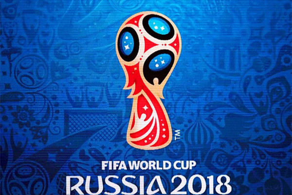 Футбол.ЧМ 2018.1/4 финала.Россия-Хорватия