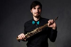 Фагот и саксофон