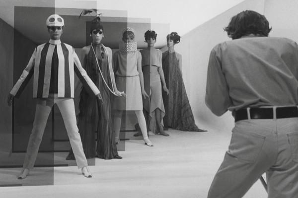 «Фотоувеличение» Антониони. Кинопоказ