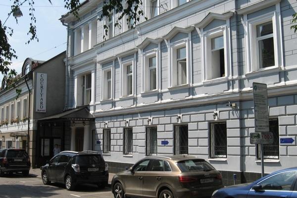 Около дома Станиславского