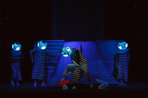 Кукольный театр Сказки у московских ворот