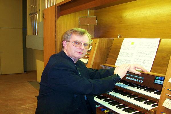 Алексей Шмитов (Москва) - большой орган Willi Peter