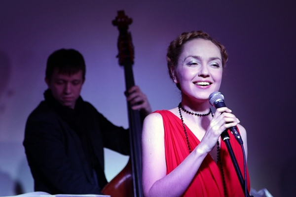 Анна Бутурлина и трио Алексея. Beautiful friendship