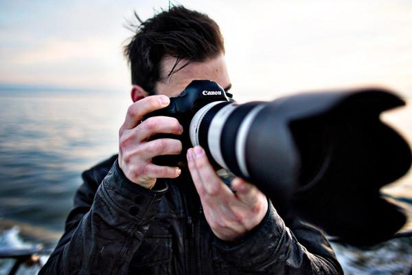 Мастер-класс «Обработка фотографий»
