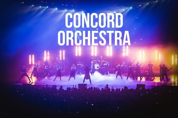 Симфонические рок-хиты. Concord Orchestra