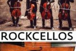 «Мировые рок-хиты на виолончелях»: RockCellos
