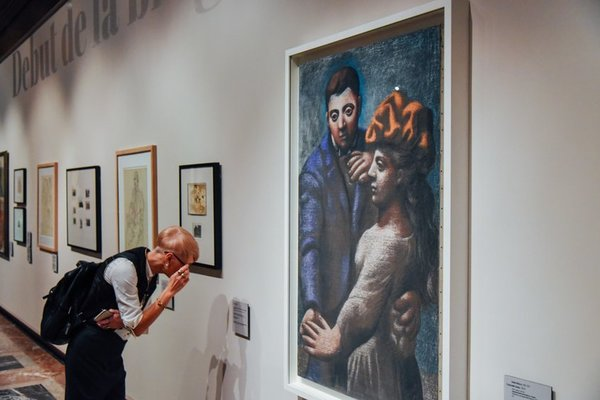 Пикассо&Хохлова
