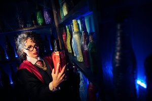 Гарри и свиток бессмертия