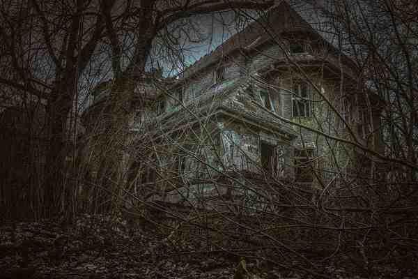 Дом изверга