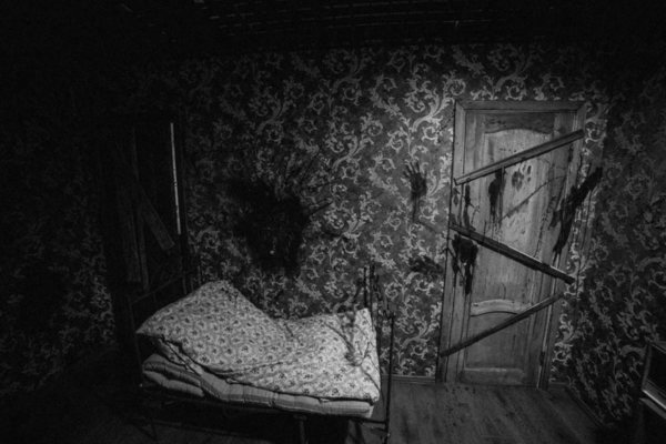 Путешествие в дом страхов