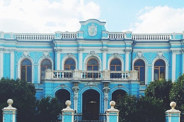 Дом Черткова