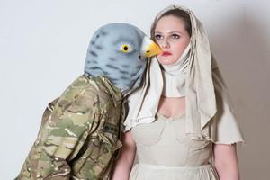 Полковник-птица
