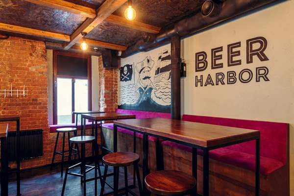 Beer Harbor