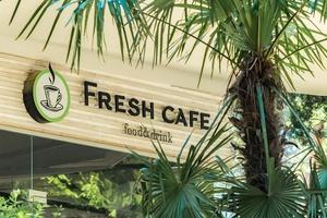Fresh café