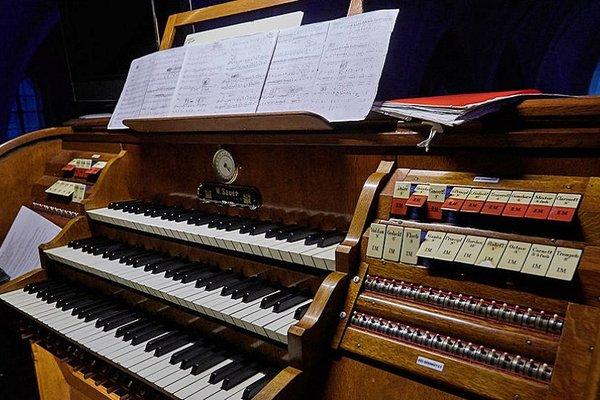 Концерт Тарас Багинец (орган)