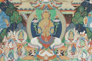 Свой Восток. Буддийское искусство XIV–XX веков из музейных и частных собраний