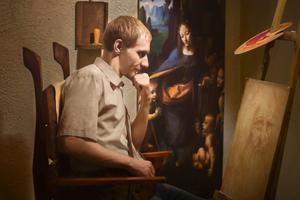 Тайная комната Леонардо да Винчи