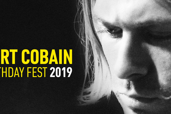 Kurt Cobain Birthday Fest - 2019