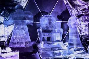 -273°. Ледяной космос