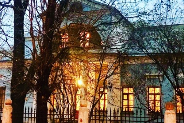 Усадьба Струйских и Музей Русского Искусства