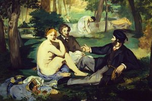 Эдуард Мане. Истоки импрессионизма