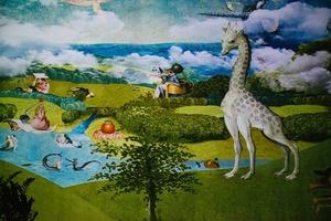 Мультимедийные выставки «Босх. Ожившие видения» и «Питер Брейгель. Перевёрнутый мир»