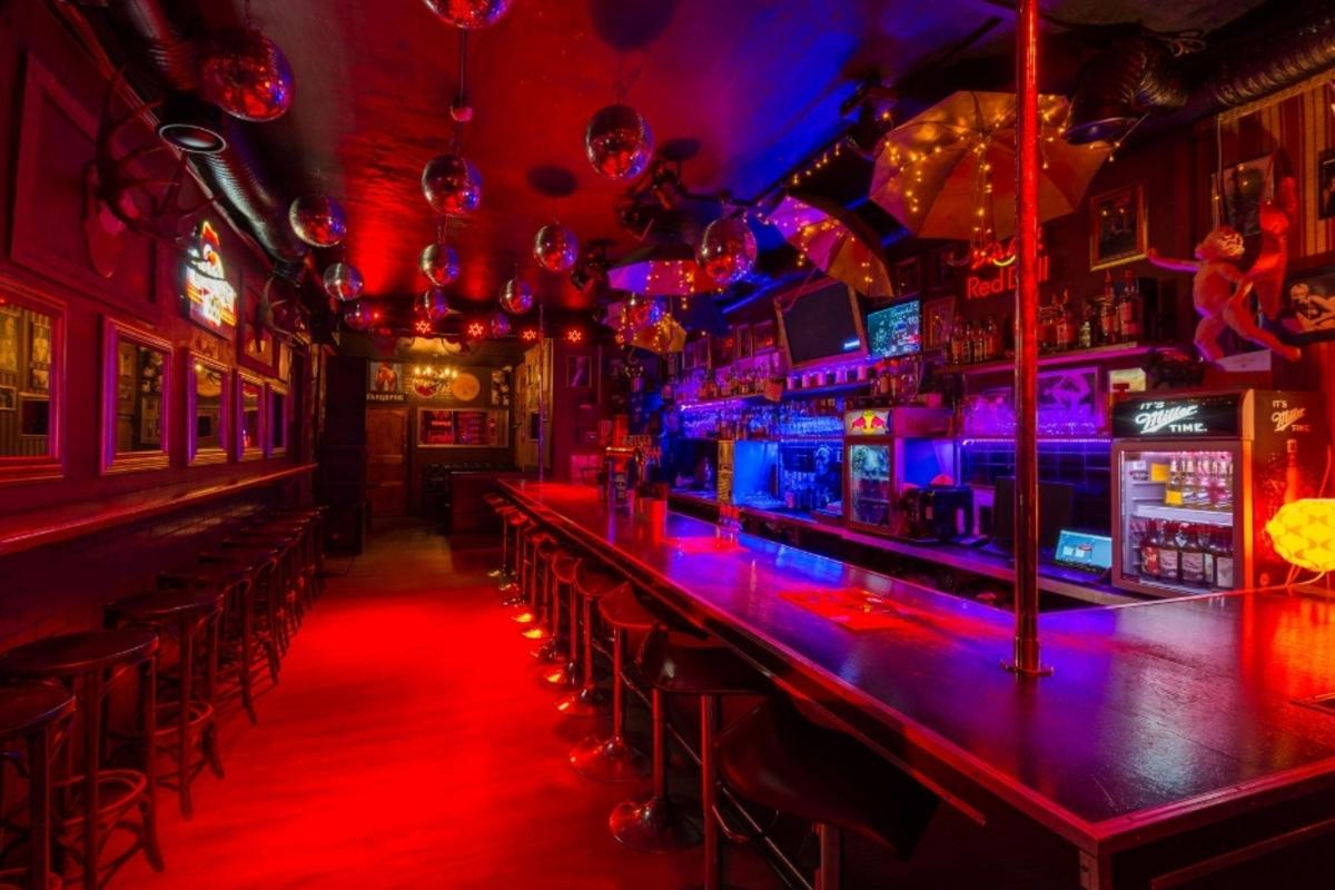 Стрип бар клуб ночной клуб в ростове на горького