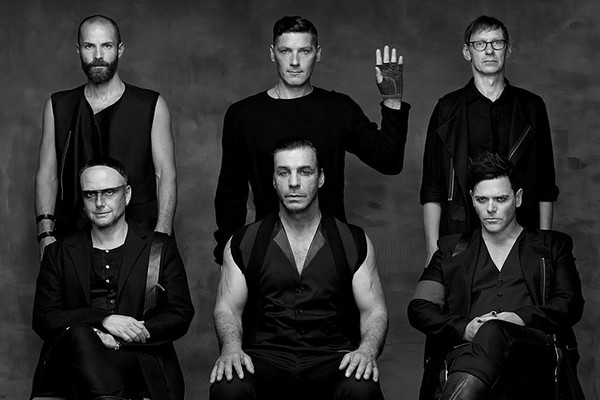 Rammstein: Europe Stadium Tour 2019