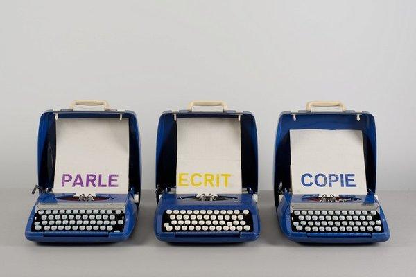 Марсель Бротарс. Поэзия и образы