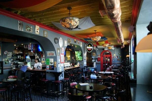 Harat's pub
