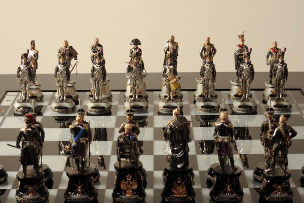 Шахматы. 1812